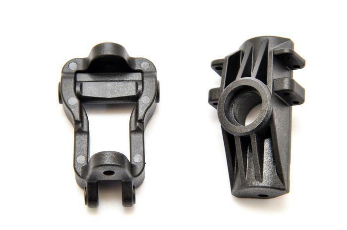 Steering Knuckle & Hinge Pin Upright