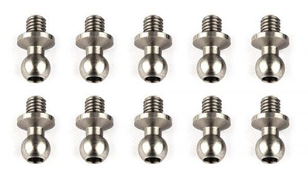 Ballstuds 3.25 mm long neck