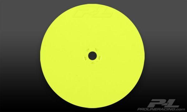 2,2'' Velocity Felge TLR22 vorn, gelb (2)