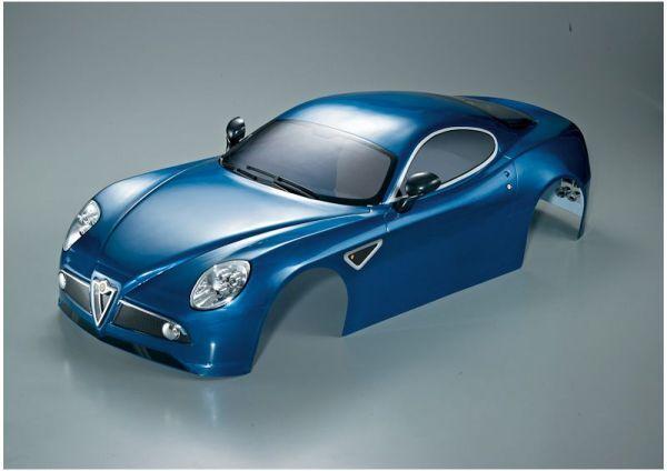 Alfa Romeo 8C Dark Metallic Blue 1:7 XO-1
