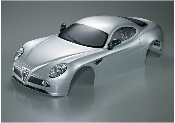 Alfa Romeo 8C Silver 1:7 XO-1
